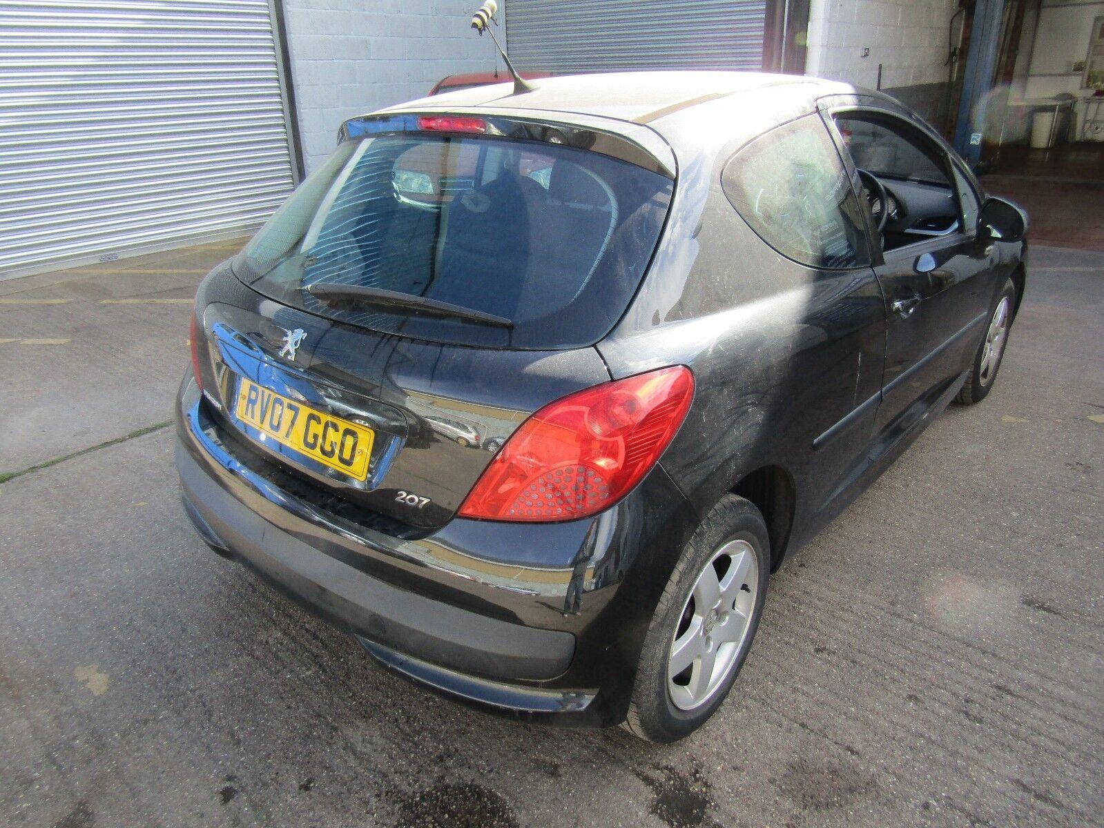 Peugeot 207 2006 09 Nearside Front Door Wiring Loom 3 9662656080 9700 Ebay