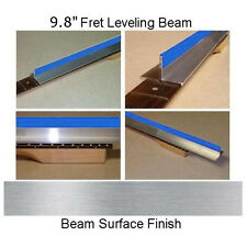 Long Span 9.8'' Fretboard Fret Leveling/Sanding Beam Guitar Tools for Luthier