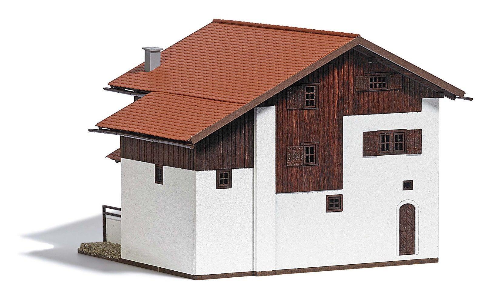 Busch Ho 1442 Heidihaus (Militares Suizos Casa )   Nuevo en Emb. Orig.