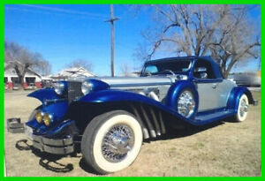 1930 Replica/Kit Makes Roadster Replica V8 Cold A/C Other