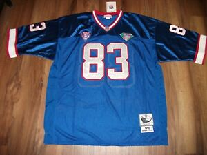 0cd2f439 Details about NEW W/TAGS VINTAGE BUFFALO BILLS ANDRE REED MITCHELL & NESS  FOOTBALL JERSEY 1994