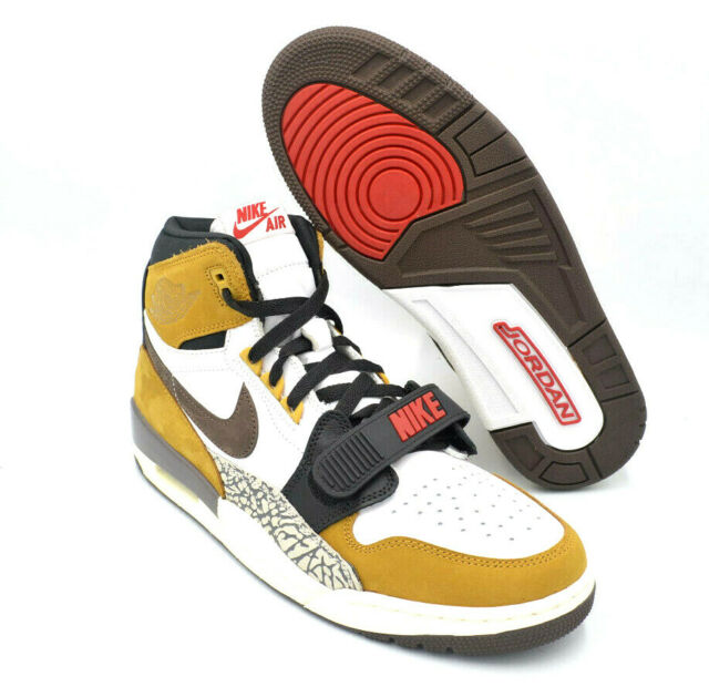43fad8000d4e4 Nike Air Jordan Legacy 312 Brown Mens Basketball Shoes [AV3922-102] Multi  Size