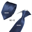 Classic-Red-Black-Blue-Mens-Tie-Paisley-Stripe-Silk-Necktie-Set-Wedding-Jacquard thumbnail 22