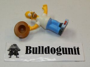 Details about  /Set Of 8 The Simpsons Movie Burger King Kids Meal Toy 2007 Includes Golden Homer
