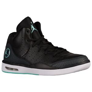 finest selection a515d faabc Image is loading Men-039-s-Air-Jordan-Flight-Tradition-Black-