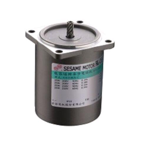 Sesame 5IK90A-SFP Induction Motor 90W//3Ø220V//4P//Thermoswitch//Fan