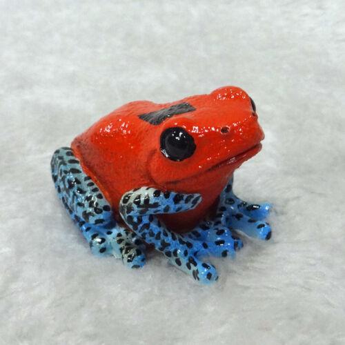 Animal Figure; Strawberry Poison Dart Frog