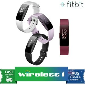 Fitbit Inspire & Inspire HR Fitness Trackers - Multiple Colours