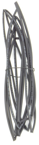 Apex RC Products 10/' Black 2mm Heat Shrink Tubing #1201