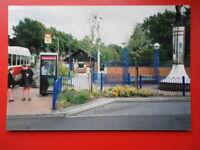 PHOTO  WORCS STOURBRIDGE TOWN  RAILWAY STATION 1997 EXTERIOR