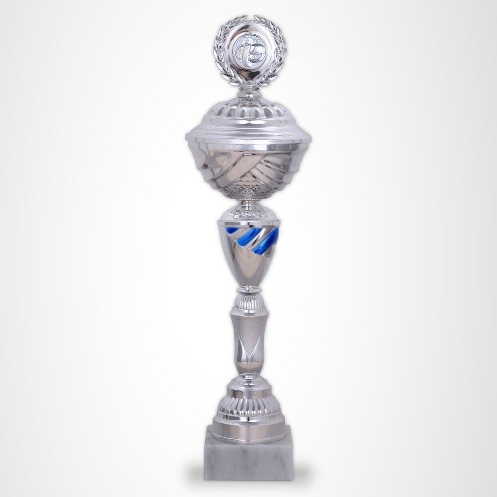 6er Coupe Série Kansas Grande trophées avec gravure favorable favorable favorable acheter Bleu 1e1fc0