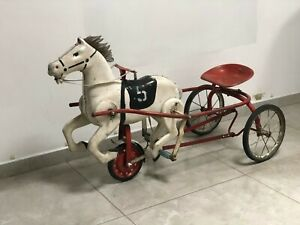 Antique-horse-pedal-USSR-Soviet-Time-very-RARE