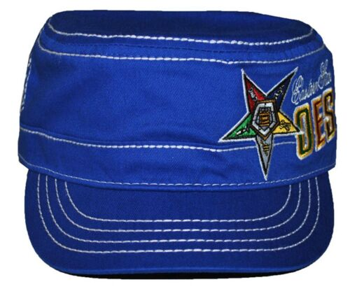 Order Of the Eastern Star Womens Adjustable Captain Cap