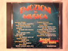 CD Sogni nel buio cd AMEDEO MINGHI RENATO ZERO LUIGI TENCO RON NUOVO LIKE NEW!!!