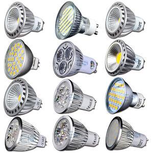 3W-4W-5W-6W-7W-GU10-MR16-E14-Dimmbar-OPTIONAL-LED-Strahler-Lampe-60-SMD-Licht