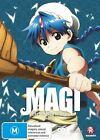 The Magi - Kingdom Of Magic : Season 2 : Part 1 : Eps 1-13 (DVD, 2015, 2-Disc Set)