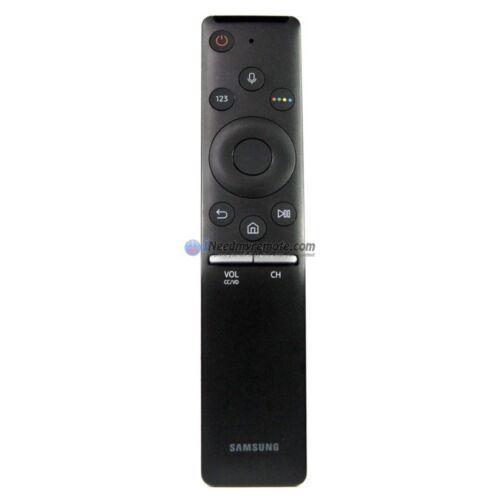 USED Genuine Samsung BN59-01298A UHD 4K Smart TV Bluetooth Remote Control
