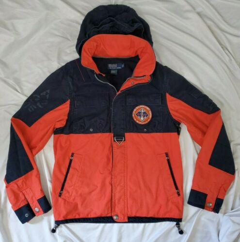Polo Ralph Lauren RLPC Hooded Naval Jacket rrl cp