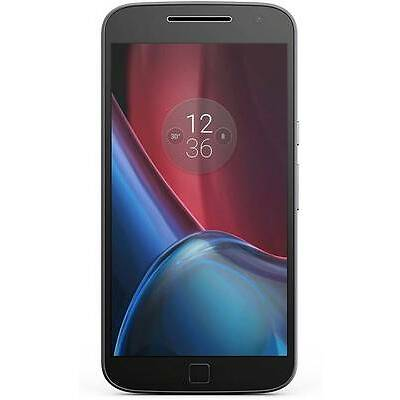 Motorola Moto G4 Plus 4th Gen 32GB / 3GB Black
