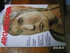 1µ?. Revue Archeologia n°160 Tresor art Mosan Arabie Antique Le Valenciennois