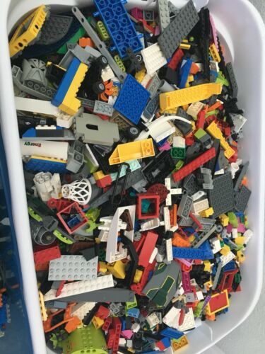 Potter 100/% Genuine LEGO 5 LB pounds Bulk Lot w// MINIFIGURES Marvel Star Wars