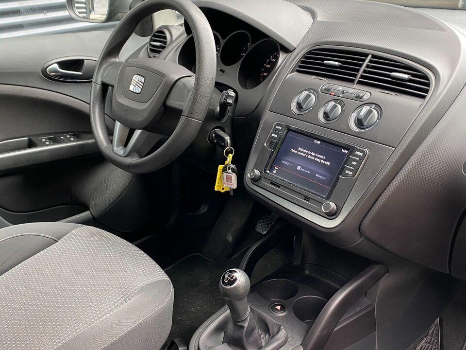 Seat Altea XL 1,6 TDi Reference eco Diesel modelår 2010 km