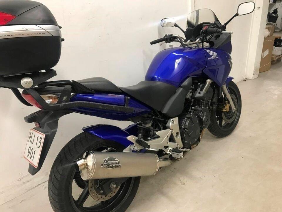 Honda, CBF 600 SA ABS, ccm 600