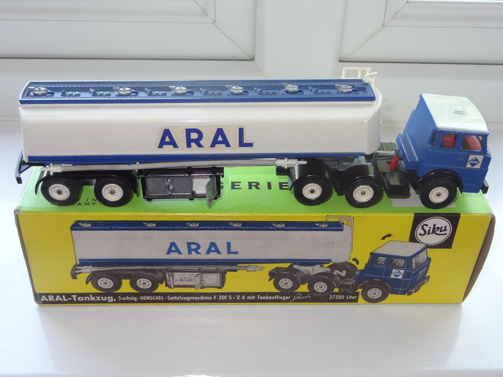 Siku Aral gasolina petrolero-V288 En Caja