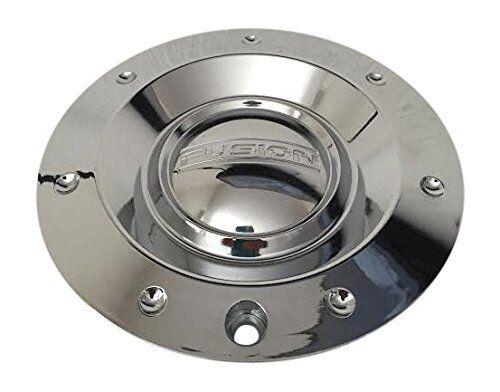 "Fusion Wheels T862 Chrome Center Cap 760 20/""/&22/"" Used"