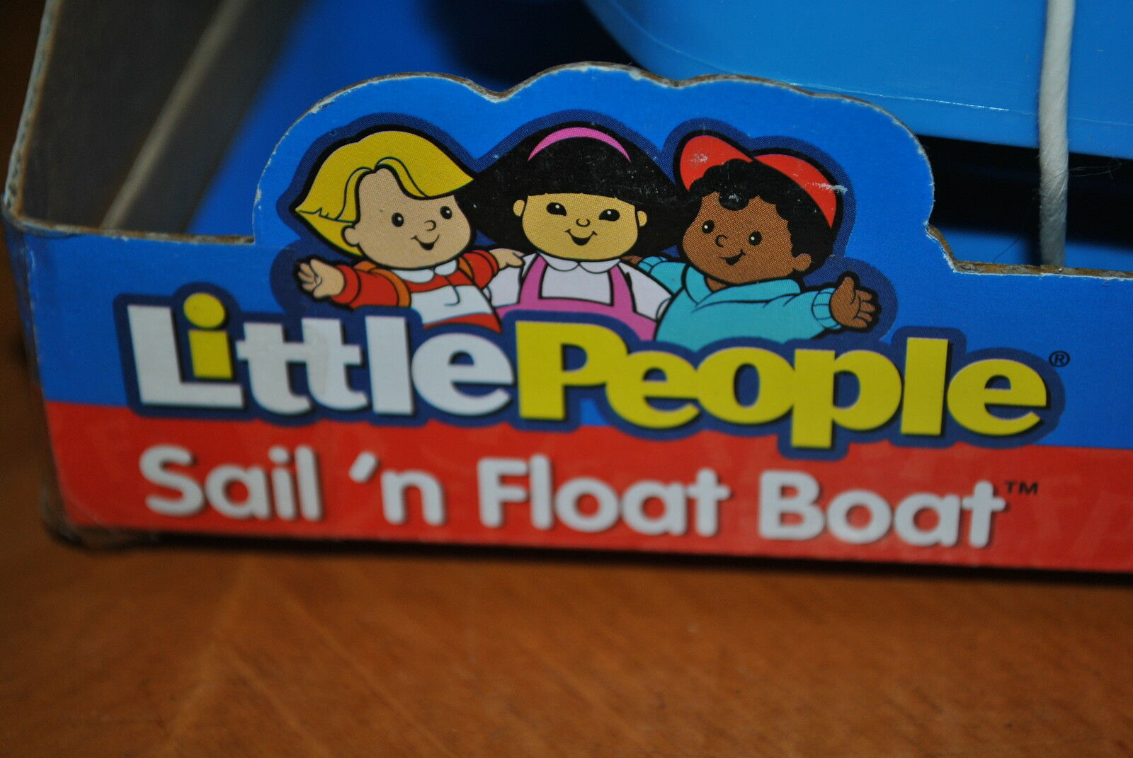 FISHER PRICE LITTLE PEOPLE SAIL 'N FLOAT BOAT TARGET TARGET TARGET EXCLUSIVE ONLY 1 ON E-BAY 9c8bb8