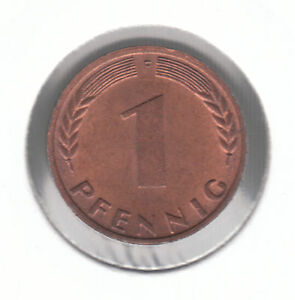 Germany  Federal Republic 1 Pfennig 1971 F Copper Plated Steel Coin - <span itemprop='availableAtOrFrom'>Dukinfield, Cheshire, United Kingdom</span> - Germany  Federal Republic 1 Pfennig 1971 F Copper Plated Steel Coin - Dukinfield, Cheshire, United Kingdom