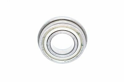 10 x F6901zz Metal Double Shielded  Flanged  Ball Bearings 12mm*24mm*6mm