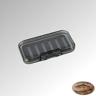 Ufs Impermeabile Fly Case Small Grigio In Schiuma Fessura (hb72a)-