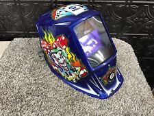 Miller Elite Blue Joker Welding Helmet