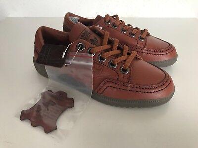 NEW Adidas Originals SPZL Spezial Garwen Brown Leather SHOES BA7724 US 4,5 5 | eBay