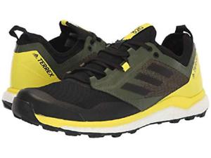 Adidas Men's Terrex Agravic XT US 10.5 M Black Mesh Trail Running shoes  140.00
