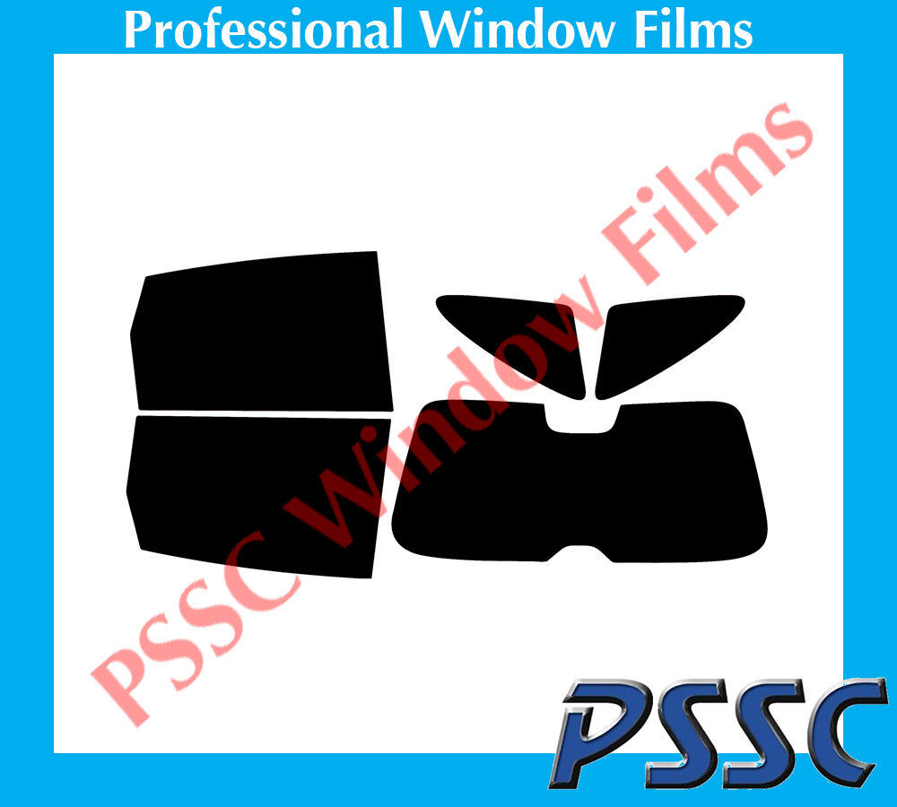 PSSC Pre Cut Rear Car Window Films - Honda CRV 2007 to 2016
