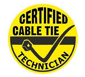Drole-Prise-Cable-Cravate-Technicien-Outils-Boite-a-Poitrine-Autocollant-Vinyle