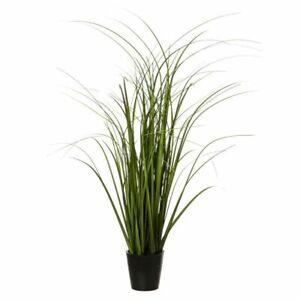 "Plante Artificielle ""Herbes"" 58cm Vert"