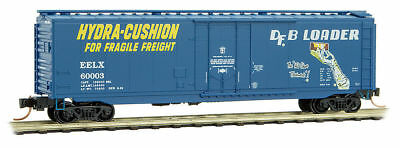 Quality In Selfless Nib N Mtl #03200500 50' Plug Door Boxcar Evans Dfb Loader #60003 Excellent