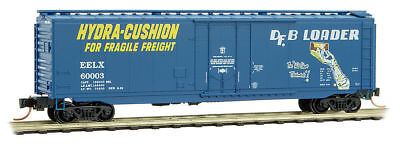 In Selfless Nib N Mtl #03200500 50' Plug Door Boxcar Evans Dfb Loader #60003 Excellent Quality