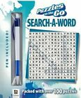 Puzzles on the Go - Word Search 1 by Hinkler Book Distributors (Spiral bound, 2014)