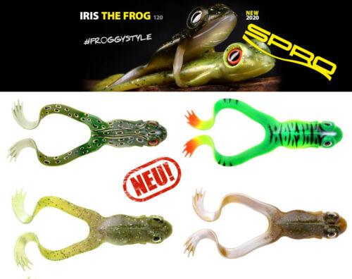 Spro IRIS The FROG 12 cm