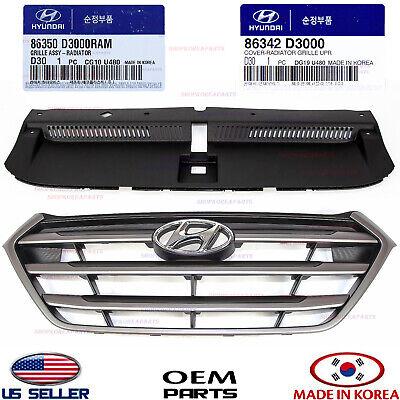 Genuine Hyundai 86353-2W000 Radiator Grille