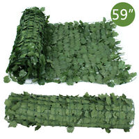 5'x8' Artificial Faux Ivy Leaf Privacy Fence Screen Decoration Panels Windscreen