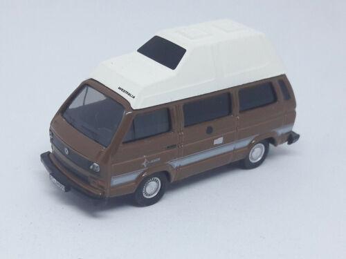 WOHNMOBIL CAMPER VW BUS JOKER 1:87  Metallmodell
