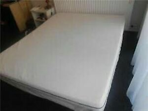 Materasso Matrimoniale Ikea Sultan Grigio 200x160 Usato Ebay