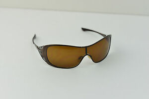 709aee8d86 Image is loading METAL-Women-Oakley-Liv-Chocolate-Brown-Bronze-Sunglasses-