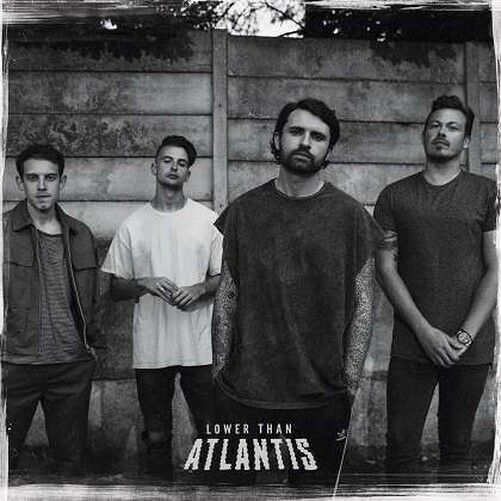 Lower Than Atlantis - Safe in Sound Nuovo CD