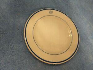 OLD-Vtg-Tepco-USN-US-Navy-7-25-034-Dessert-Plate